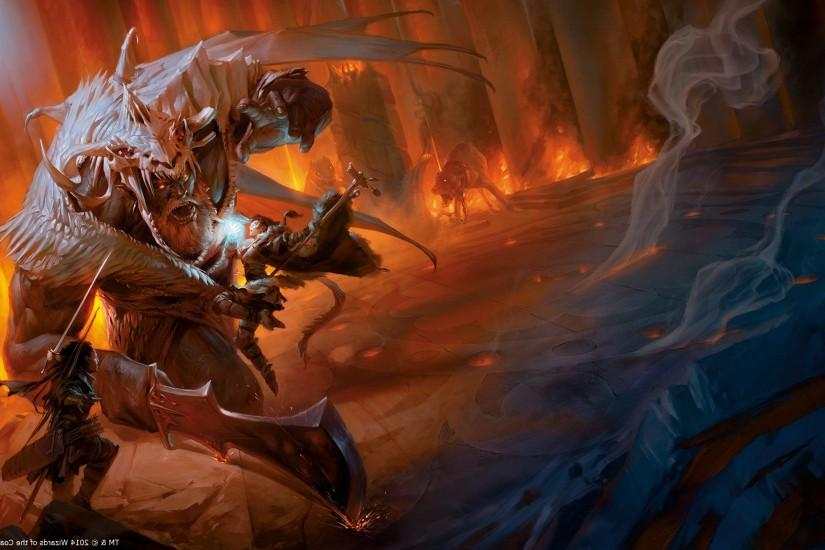 widescreen dungeons and dragons wallpaper 2560x1600 windows