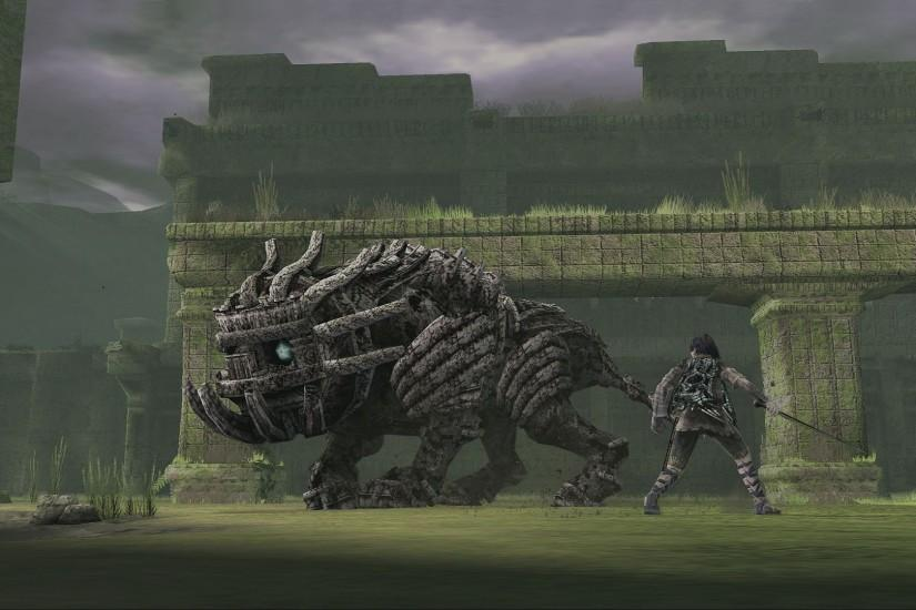 large shadow of the colossus wallpaper 1920x1080 for ipad 2