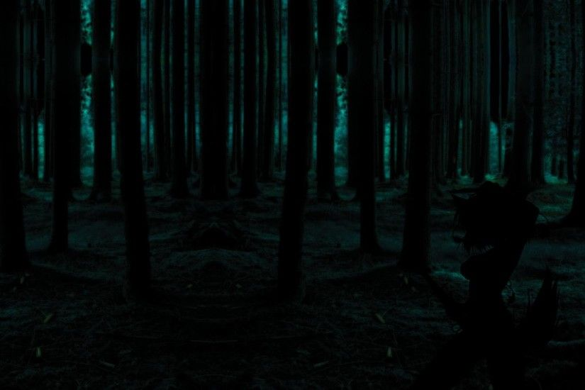 Dark Forest Wallpapers Photo