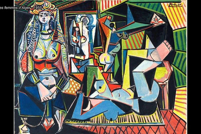 Top 10 Pablo Picasso Paintings