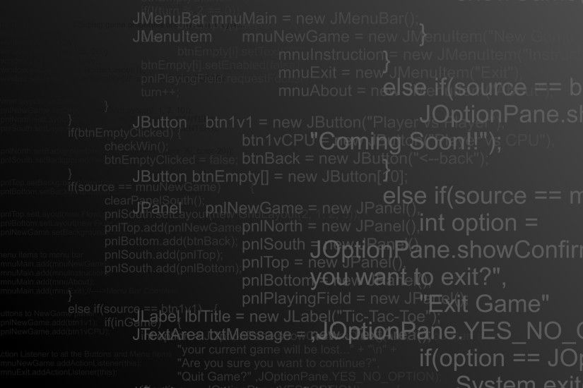 Java Programming Wallpaper - WallpaperSafari