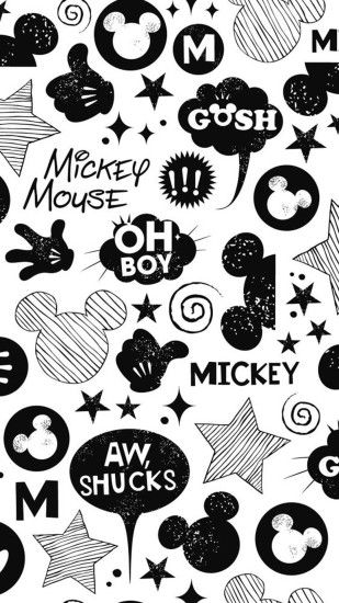 Disney's Mickey Mouse:)