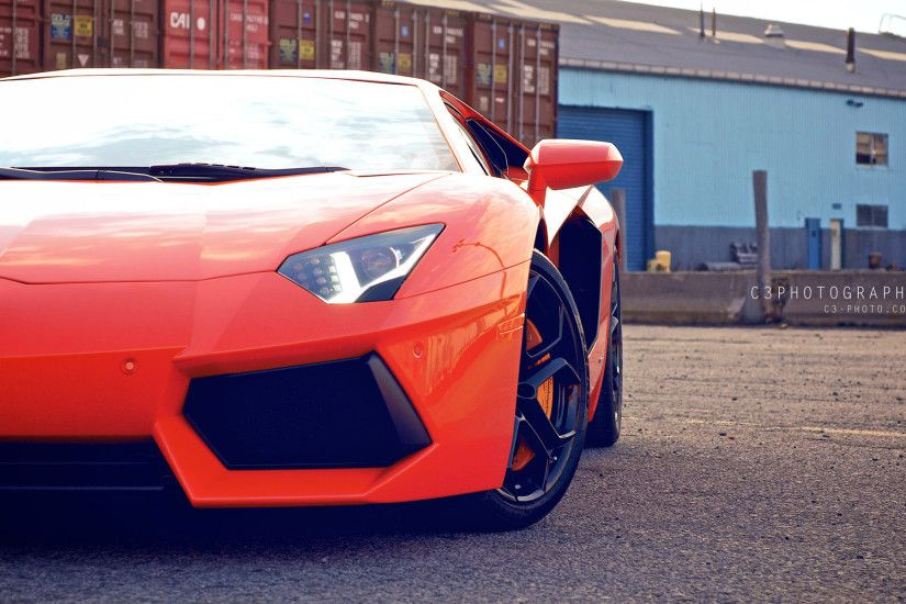 Lamborghini Aventador HD Wallpapers 6
