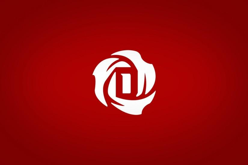 derrick rose d'rose d'rose wallpaper logo red logo nba