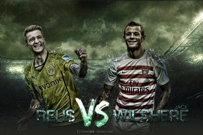 Marco Reus vs Jack Wilshere - Who's The Greatest Talent