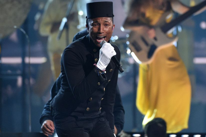 10 HD Pharrell Williams Wallpapers