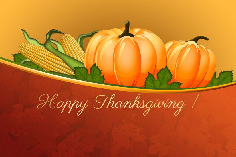 Thanksgiving Widescreen Wallpaper
