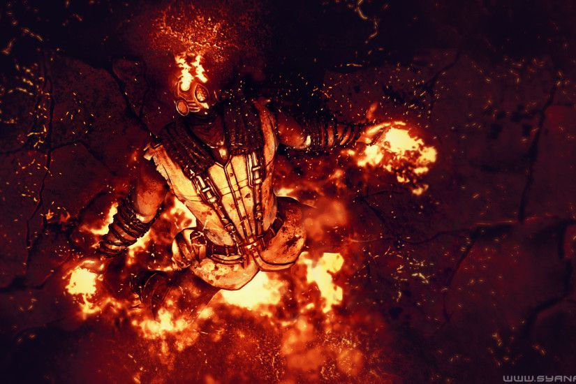 One of the best things with Mortal Kombat X graphics is that every cutscene  it's done in real-time, if you can run the game in 4K and inject a little  camera ...