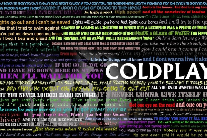 Music - Coldplay Wallpaper