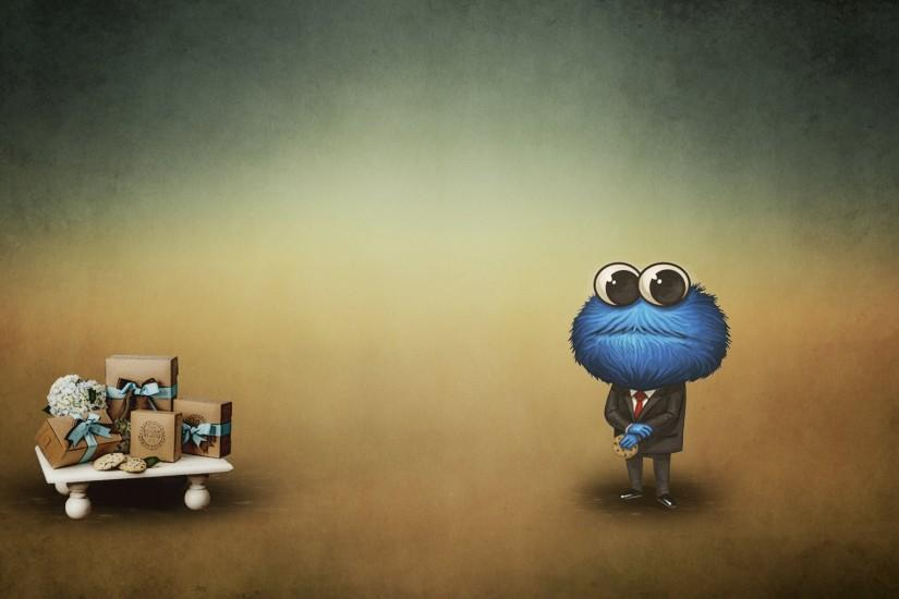 Cookie Monster · HD Wallpaper | Background ID:244321