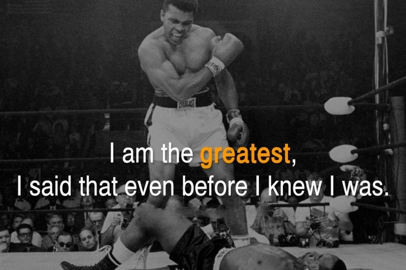 muhammad ali quotes desktop backgrounds