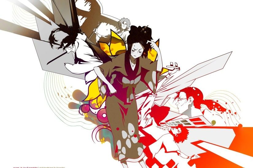 Badass Samurai Champloo wallpaper | wallpapers | Pinterest | Samurai,  Wallpapers and Facebook
