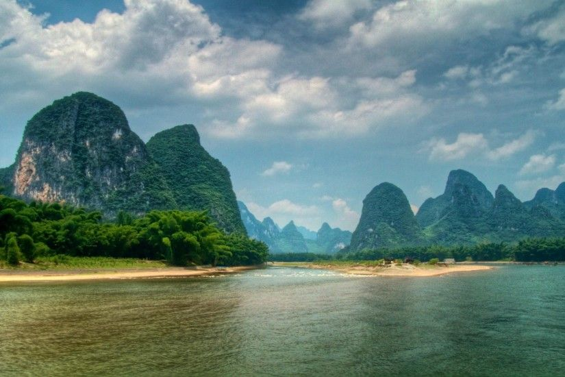 Li River Stunning Wallpaper