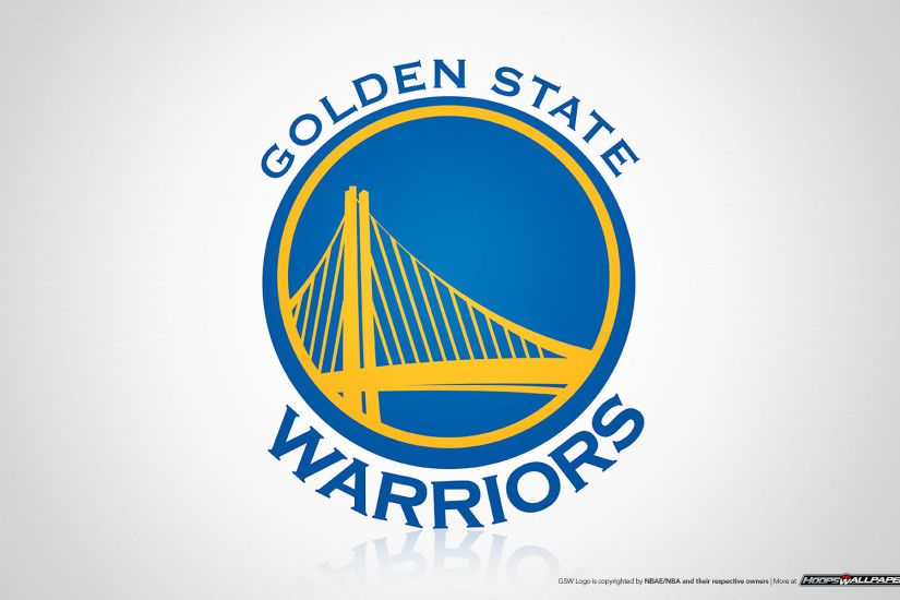 NBA Warriors logo wallpaper. Golden State Warriors wallpaper 1920×1200 ...
