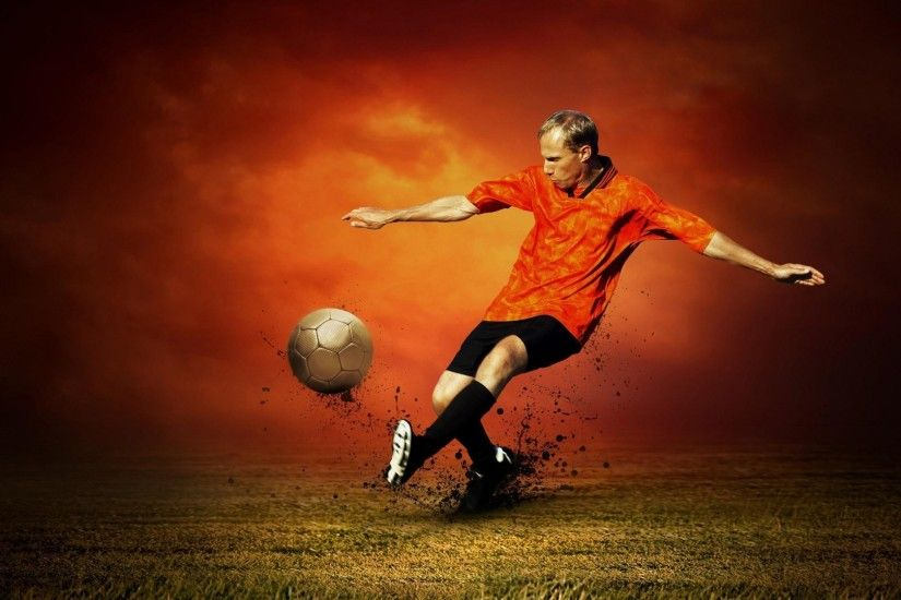 Soccer Sports HD Wallpaper