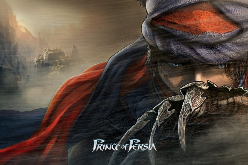 Preview wallpaper prince of persia, character, face, eyes, wind 3840x2160