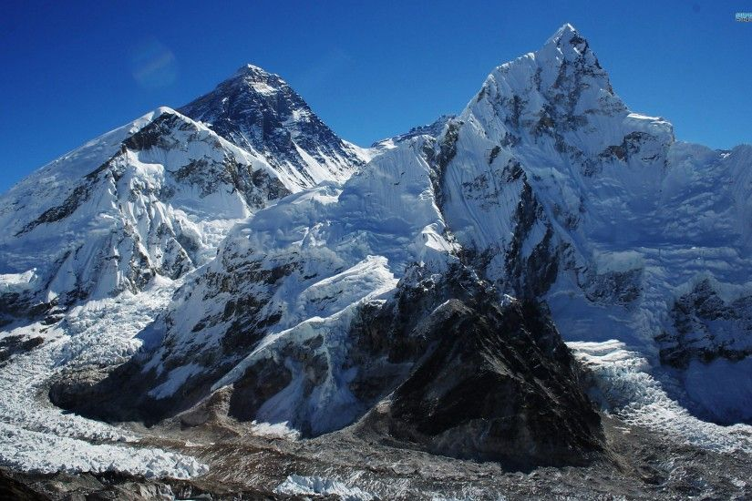 Mount Everest wallpaper - Nature wallpapers - #