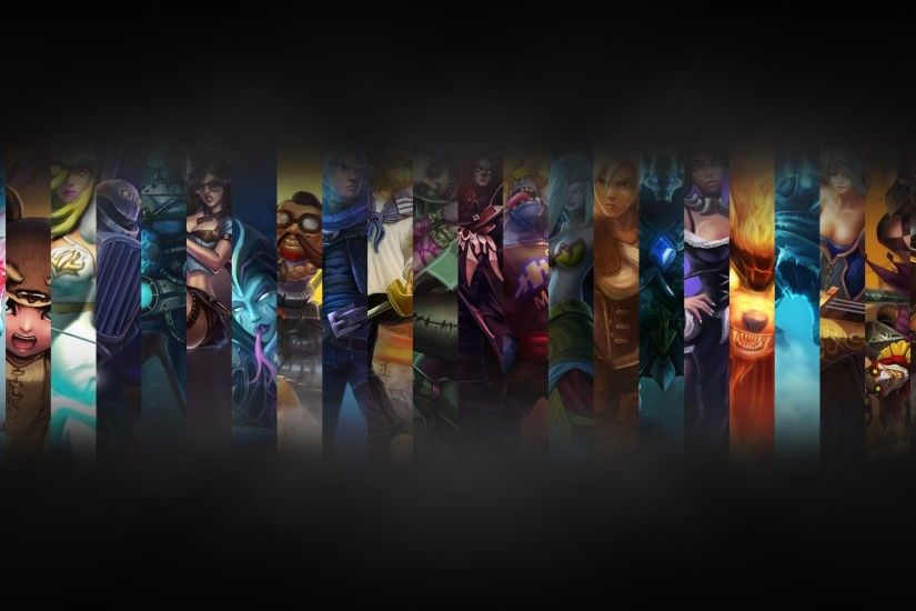 Desktop Backgrounds League Of Legends (53 Wallpapers)