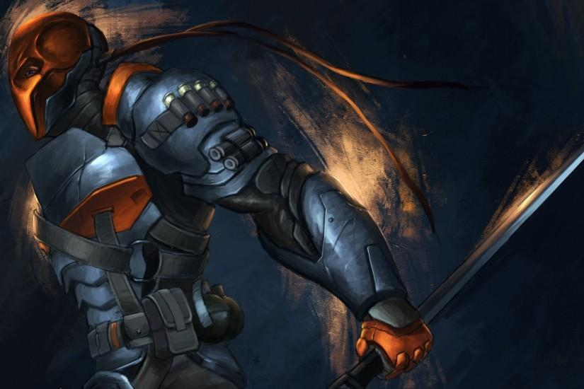 popular deathstroke wallpaper 1920x1080 for phone