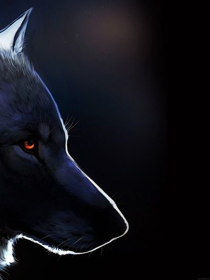 WallFocus.com | Lone Wolf Dark - HD Wallpaper Search Engine