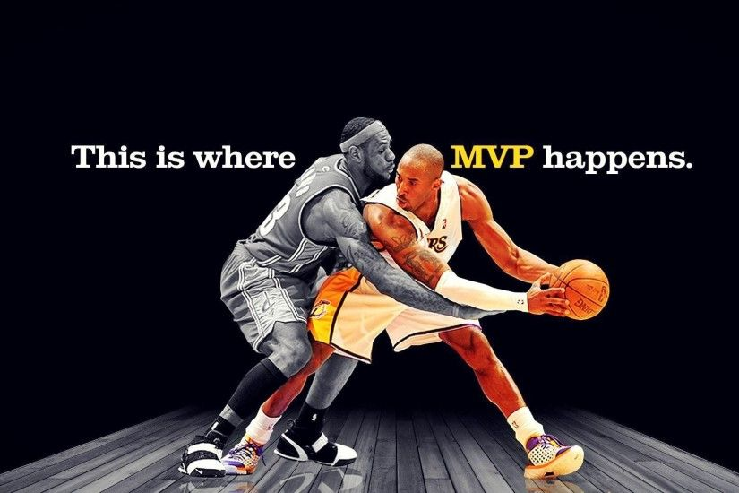 Quotes Images Lebron James And Kobe Bryant HD Wallpaper