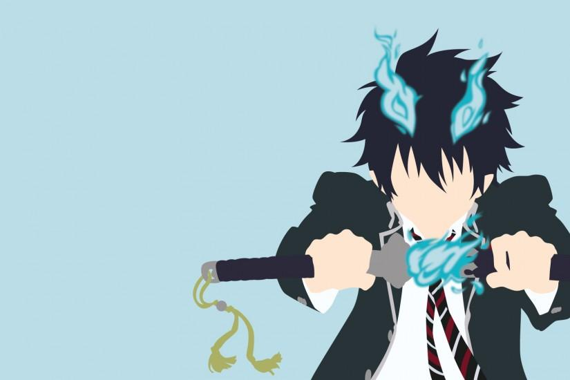 blue exorcist wallpaper 1920x1080 free download
