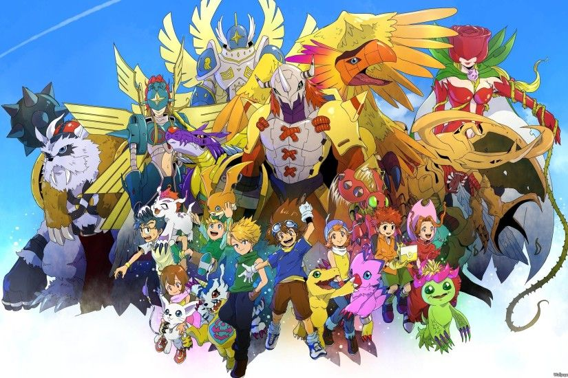 Cool Digimon Wallpaper 2560x1600PX ~ Interesting Digimon Wallpaper .