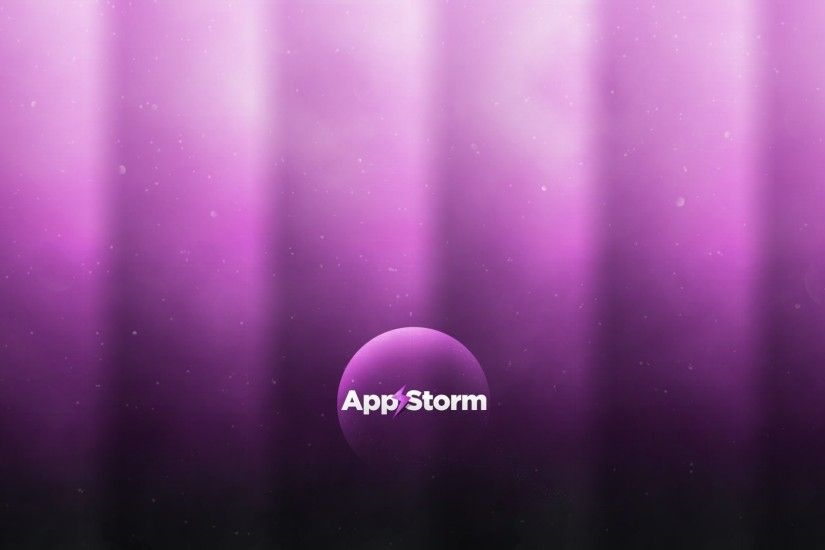 Mac Stripes Purple Apple Storm Verticals Images