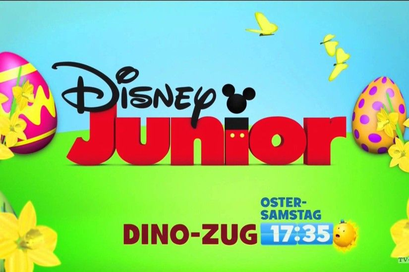 Disney Junior Germany - Easter Advert HD1080p 2012 - YouTube