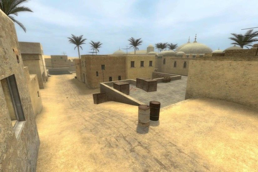 Counter-Strike:Source [Leveldesign] [HD] -- de_dust2