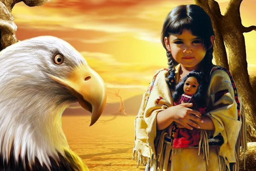 Native American Wallpaper HD wallpaper background