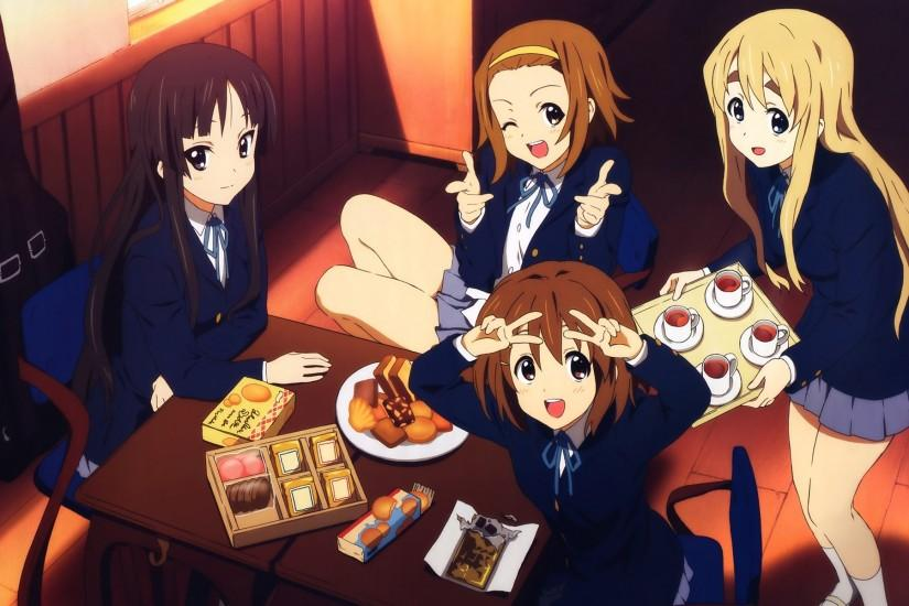 ... K-ON! wallpaper | Teen Life | Pinterest | Wallpapers and K on ...