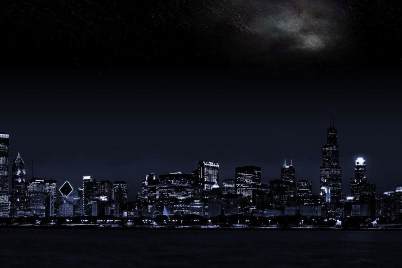 Night City Wallpaper Free
