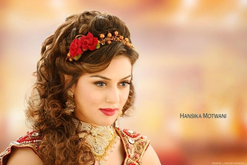 Hansika South Films Actress Best HD Wallpapers