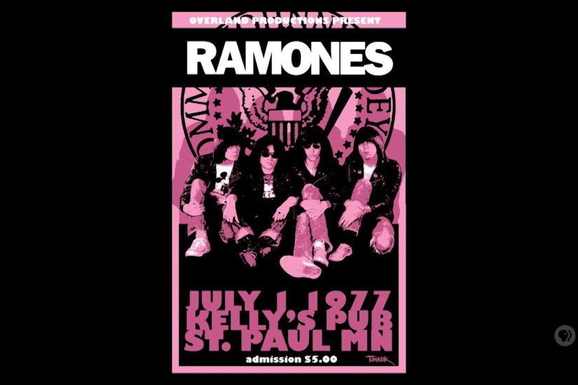 Minnesota Music History: St. Paul Inspires The Ramones