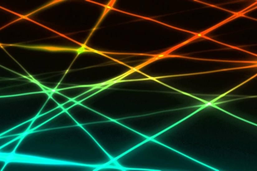 Background HD - Laser Light Beams HD