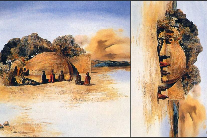 download free salvador dali wallpaper 1920x1080 laptop