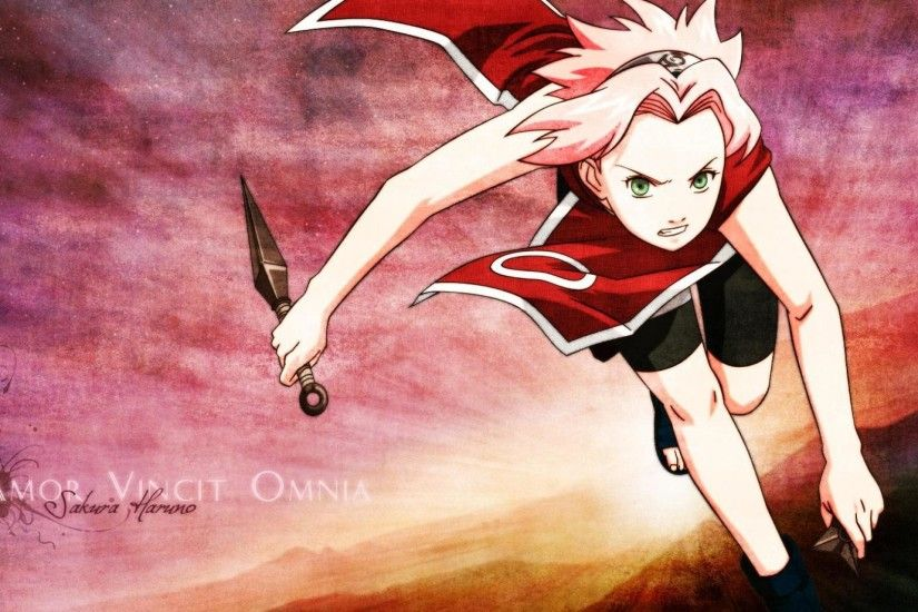 Haruno Sakura Image. Widescreen Wallpapers ...