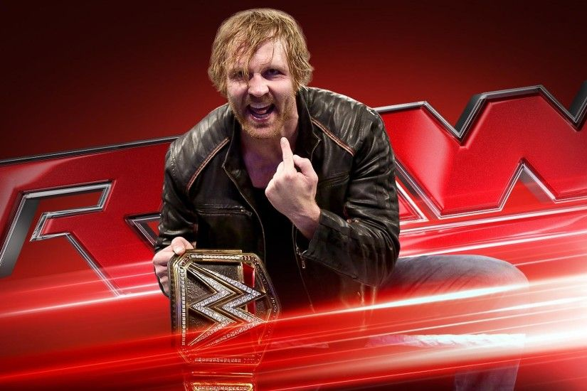 WWE Monday Night Raw Preview for 06.27.2016: Dean Ambrose Reigns, Roman  Vanishes, Cena Needs Backup, The Brand Split 2.0 Looms Large