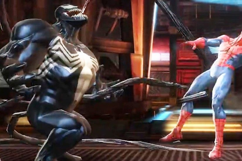 Marvel: Contest of Champions - Venom, Spider-Gwen, Female Thor, Guillotine  Preview! - YouTube