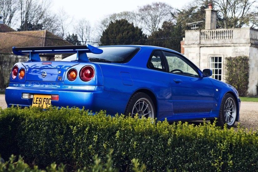 Nissan skyline gtr r clipart ClipartFox 1920×1080 Nissan Skyline GTR R34  Wallpapers (51
