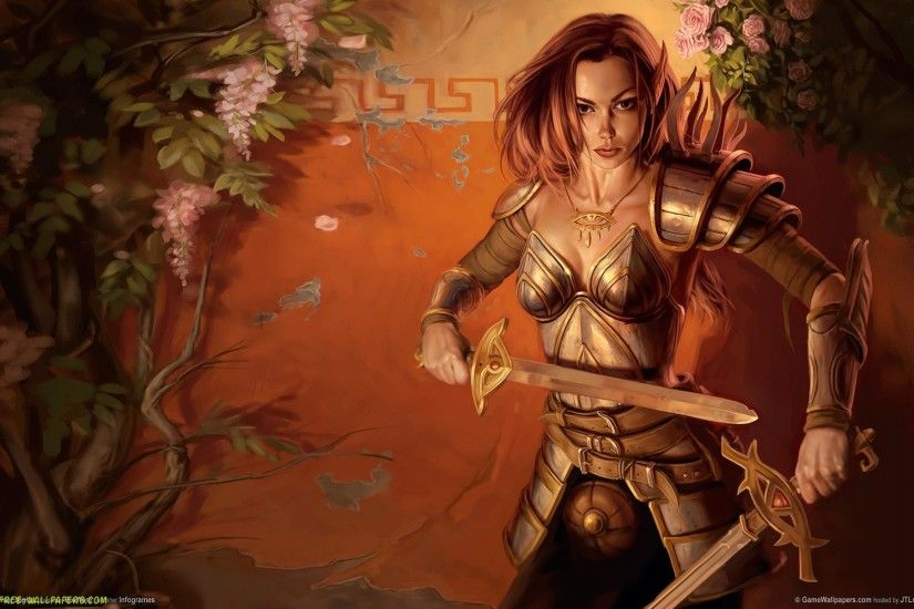 Neverwinter Nights Wallpapers-3