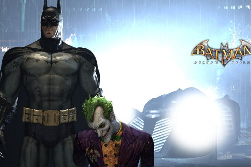 Tags: 1920x1080 Batman Arkham Asylum