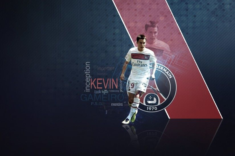 Kevin Gameiro PSG Football HD Wallpaper