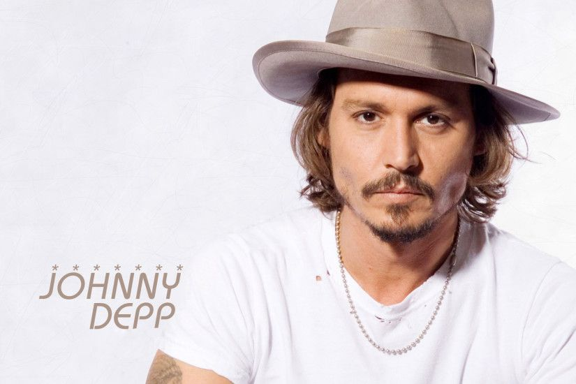 Are you looking for high quality and attractive Johnny Depp Wallpaper? Here  Ewallpaper Hub brings