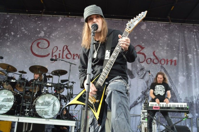 Alexi Laiho, Children Of Bodom, Hd Wallpaper, Wallpaper Images Hd