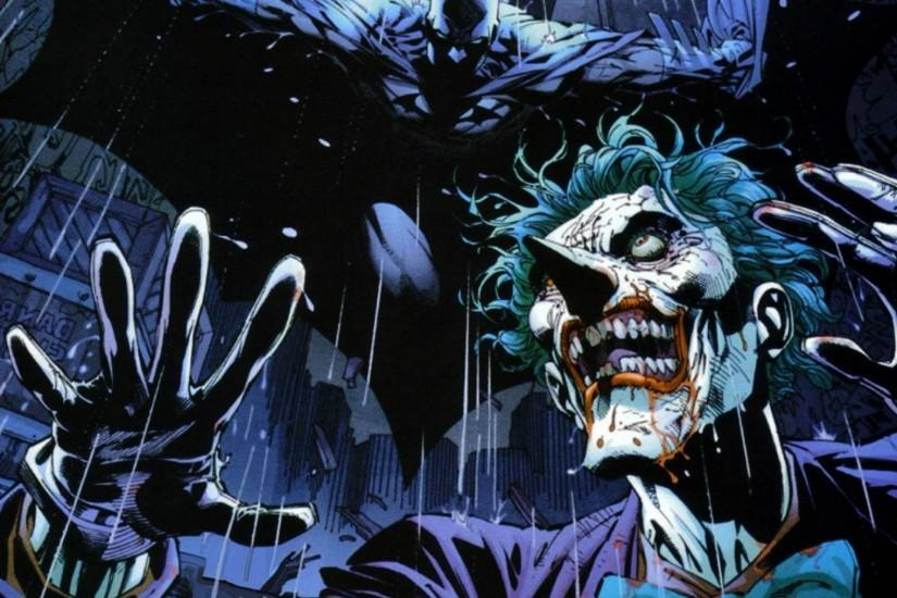 Terrific Batman The Joker Comic Wallpaper 1920x1080PX ~ Comic .