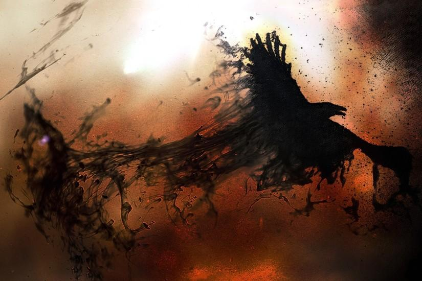 ... Crow wallpaper | HD Wallpapers ...