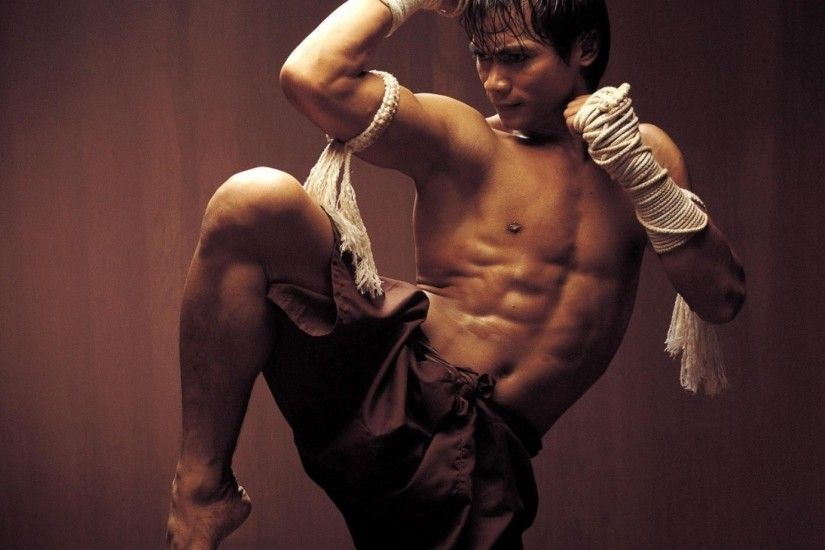 1920x1200 Tony Jaa Ong Bak Wallpaper