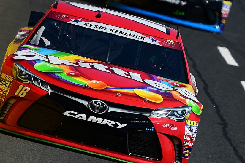 Kyle Busch's Chase hopes in tact with 11th-place finish in Coca-Cola 600 |  NASCAR | Sporting News